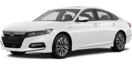 Honda Accord Hybrid CVT