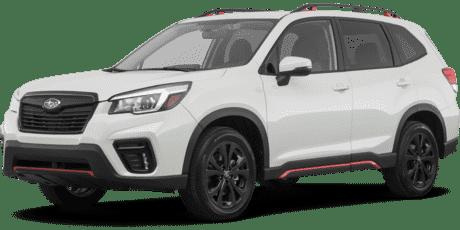 Subaru Forester 2.5i Sport