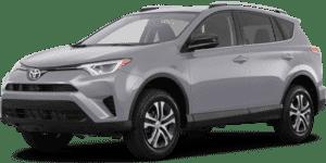 2017 Toyota RAV4 in Rexburg, ID