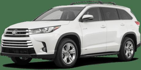 Toyota Highlander Hybrid Limited Platinum V6 AWD