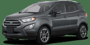 2020 Ford EcoSport in Sulphur Springs, TX