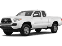 2018 Toyota Tacoma Reviews