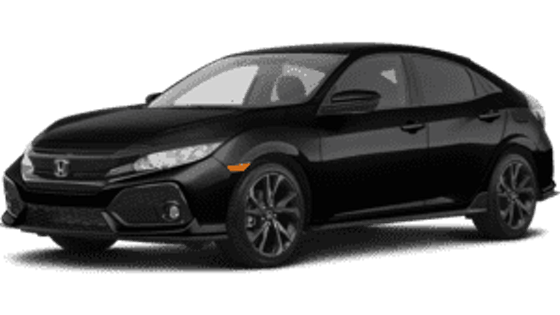 2019 Honda Civic in Moss Point, MS 1