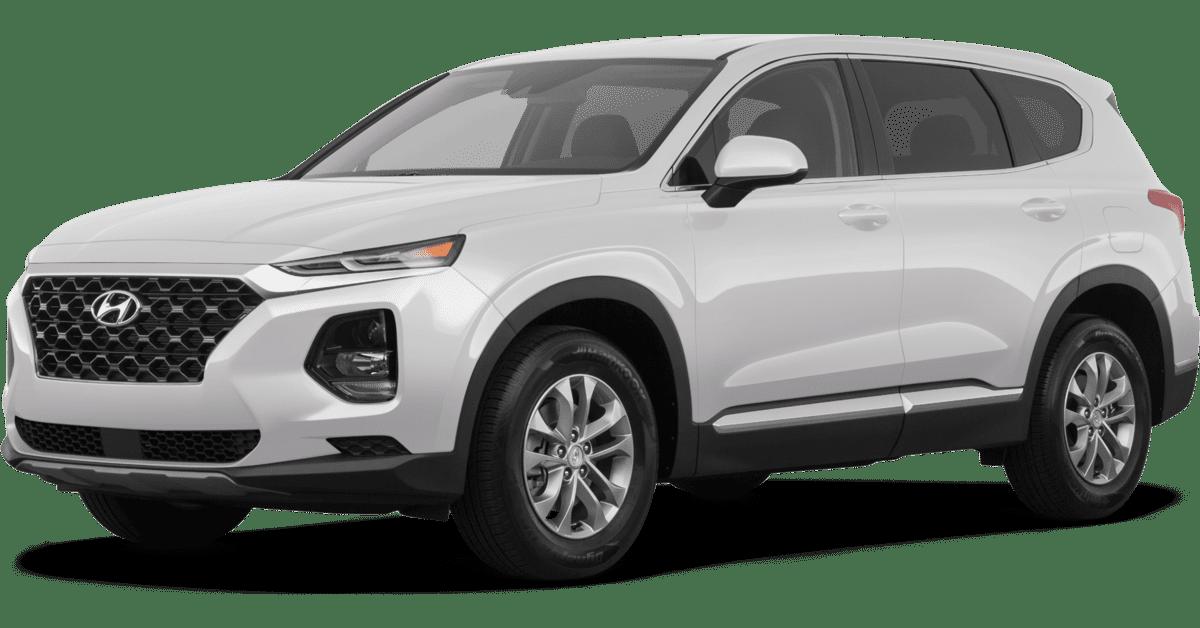 2019 Hyundai Santa Fe Prices Reviews Incentives Truecar