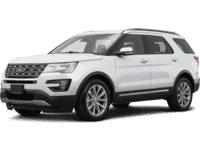 2017 Ford Explorer Reviews