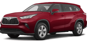 2020 Toyota Highlander in Bellevue, NE