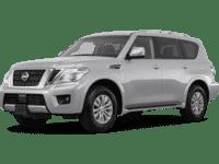 2017 Nissan Armada Reviews