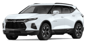 2019 Chevrolet Blazer Prices