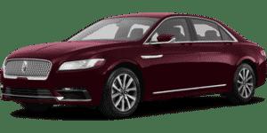 2019 Lincoln Continental in Vicksburg, MS