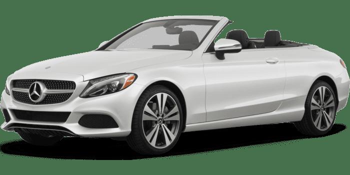 (2746) 2018 Mercedes Benz C Class