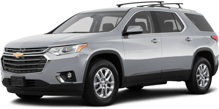 2019 Chevrolet Traverse LT Leather with 3LT AWD