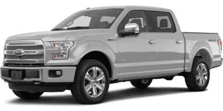 Ford F-150 Limited 4WD SuperCrew 5.5' Box