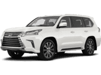 2018 Lexus LX Reviews