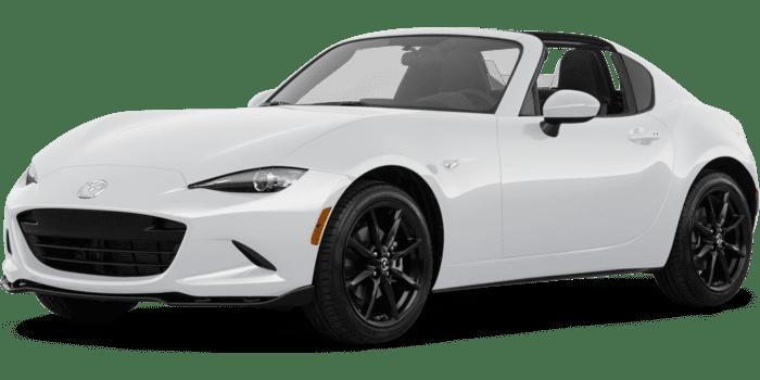 2019 Mazda MX-5 Miata RF Club Automatic