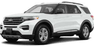 2020 Ford Explorer in Saline, MI