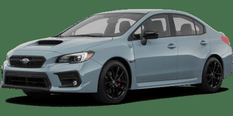 Subaru WRX Premium Series.Gray Manual