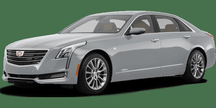 2018 Cadillac CT6 Platinum 3.0T AWD