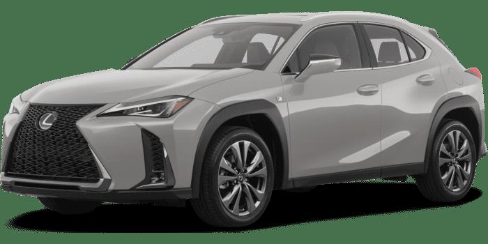 2019 Lexus UX UX 200 F SPORT FWD