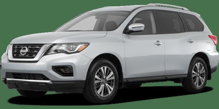 2020 Nissan Pathfinder S 4WD