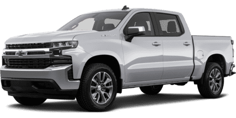 2020 Chevrolet Silverado 1500 Custom Crew Cab Short Box 4WD