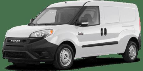 Ram ProMaster City Cargo Van Tradesman SLT