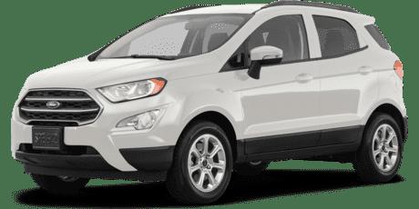 Ford EcoSport SE 4WD