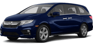 2020 Honda Odyssey in Houston, TX