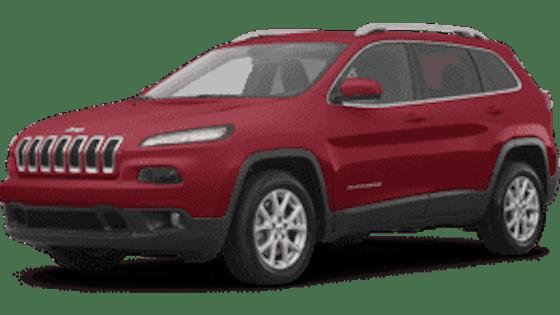 2017 Jeep Cherokee in Bossier City, LA 1