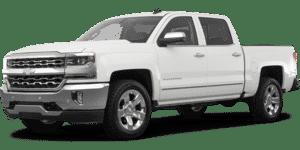 2017 Chevrolet Silverado 1500 in Scottsboro, AL