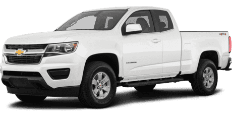 Chevrolet Colorado WT Extended Cab Standard Box 4WD