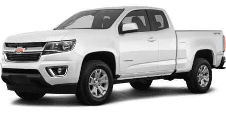 Chevrolet Colorado LT Extended Cab Standard Box 2WD Automatic
