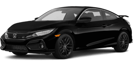 Honda Civic Si Coupe with Summer Tires