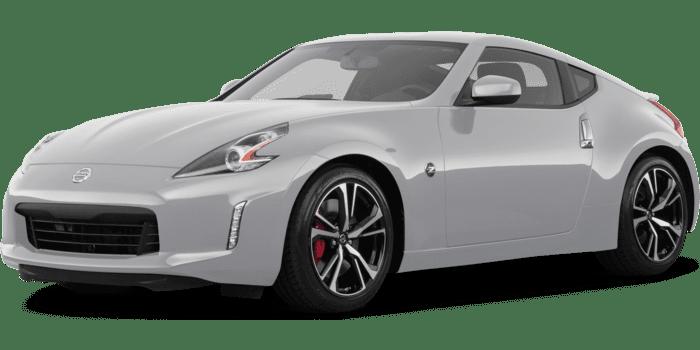 2020 Nissan 370Z Sport Manual