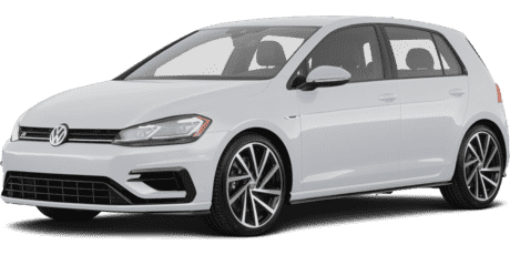 Volkswagen Golf R DSG with DCC & Navigation