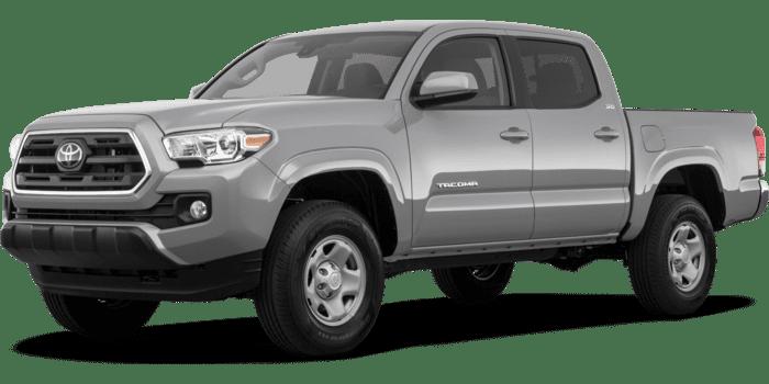 Toyota Tacoma SR Double Cab 5' Bed I4 2WD Automatic