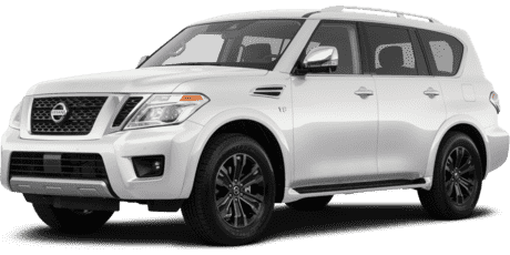 Nissan Armada Platinum 4WD