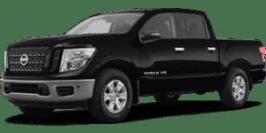 2019 Nissan Titan in Fort Smith, AR