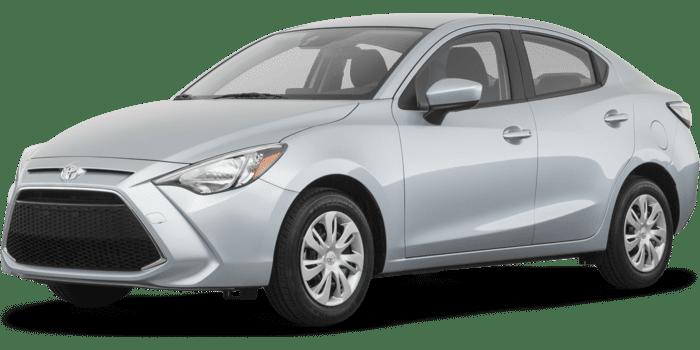 Toyota Yaris L Sedan Automatic