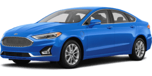 2020 Ford Fusion in Salem, OR