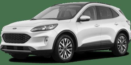Ford Escape Hybrid Titanium FWD