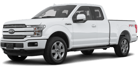 Ford F-150 Lariat SuperCab 8.0' Box 2WD