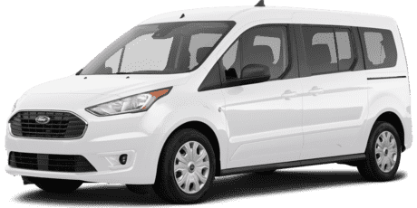Ford Transit Connect Wagon XLT with Rear Symmetrical Doors LWB