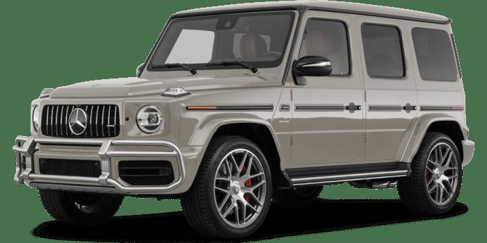 2020 Mercedes-Benz G-Class AMG G 63 4MATIC