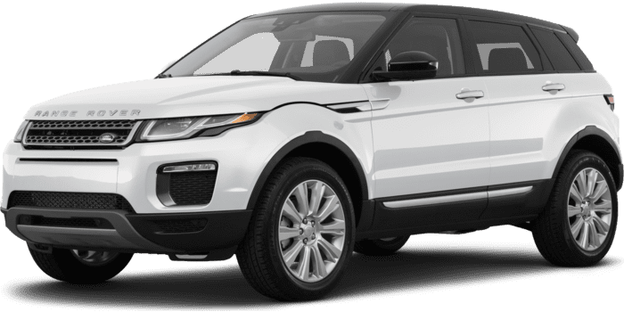 2018 Land Rover Range Rover Evoque Prices Incentives Dealers