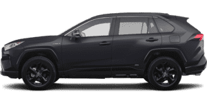 2020 Toyota Rav4 Hybrid Xse For Sale In Vienna Va Truecar