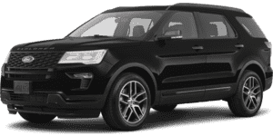 2019 Ford Explorer in Norman, OK