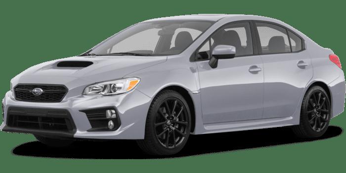 2020 Subaru WRX Premium Manual