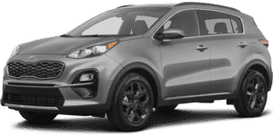 2020 Kia Sportage in Johnston, RI