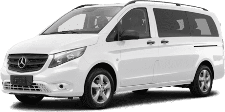 "Mercedes-Benz Metris Passenger Van Standard Roof 126"" Wheelbase Worker"