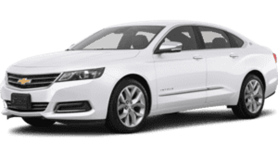 2018 Chevrolet Impala in Bossier City, LA 1